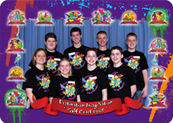 Destination ImagiNation photos